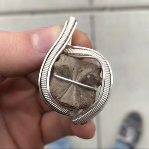 Jewelry - Champsosaurs Vertebrae Pendant